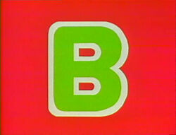 Letter.B.green.red