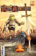 Muppet King Arthur