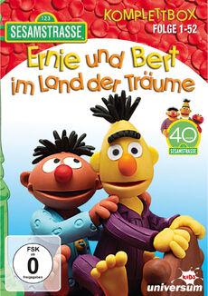 Sesamstraße-Ernie-und-Bert-im-Land-der-Träume-DVD-CompleteBoxSet-(2013)