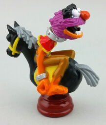 Chess animal