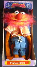 Fisher-price animal puppet 1