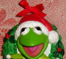 Muppet Christmas ornaments (Kurt Adler)