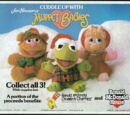 Holiday Huggable Muppet Babies