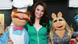 Nerdy Nummies Chef and Piggy