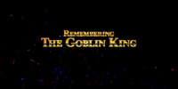 Remembering the Goblin King