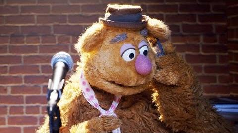 Fozzie's Bear-ly Funny Fridays 20 Fozzie Bear Jokes The Muppets
