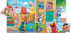 Elmos word book 1