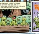 Four Little Hop-Toads
