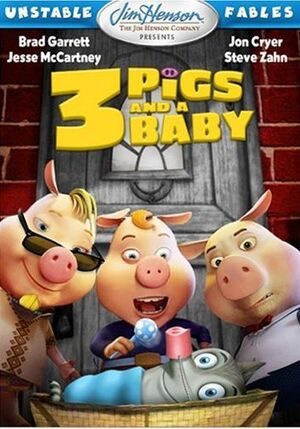 3 Pigs and a Baby