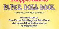 Muppet Babies Paper Doll Book