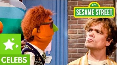 Sesame Street Peter Dinklage in Simon Says (trailer)
