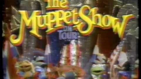 The Muppet Show on tour Commercial