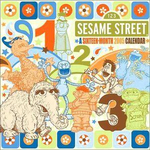 Calendar.sesame2005