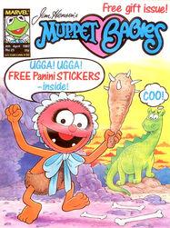 Muppet babies weekly uk 23 april 1987