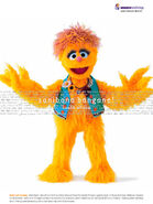 2003 Sesame Workshop Annual Report