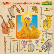 Big Bird Discovers the Orchestra