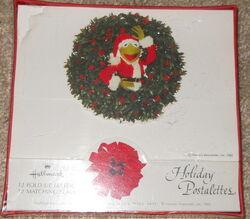 Christmas postalette