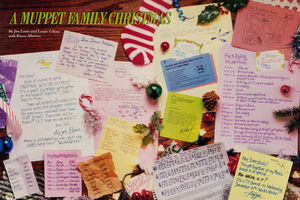 Muppet Magazine Winter 1988 Muppet Family Christmas