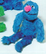 1978 talking grover plush