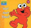 Wat doet Elmo?