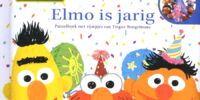 Elmo is jarig (book)