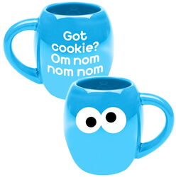 Vandor 2010 mug cookie monster
