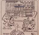 Sesame Street die-cast cars (Hasbro/Playskool)