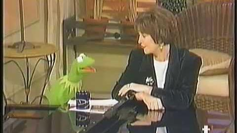 Kermit on Dini Petty