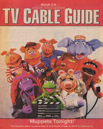 Syracuse Herald TV Guide March 3-9 1996