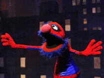 Grover SpiderMonster