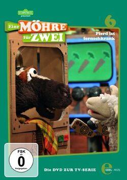 Sesamstraße-Eine-Möhre-für-Zwei-6-Pferd-ist-fernsehkrank-DVD-(2012)