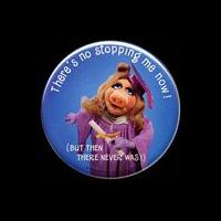 Muppet buttons (Hallmark)