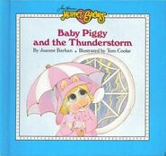 Baby Piggy and the Thunderstorm