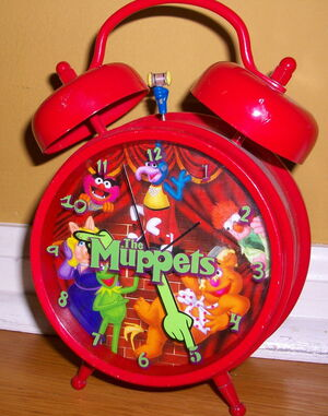 Disney theme parks clock