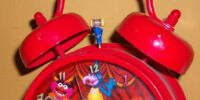 Muppet clocks (Disney)