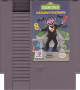 Sesame Street Countdown cartridge