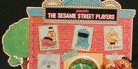 Sesame Street Sceni-Clock