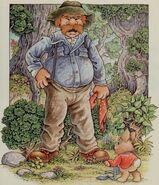Farmer-illustrated