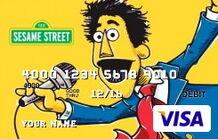 Sesame debit card 08 guy smiley