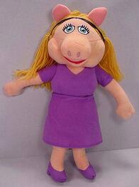 Toy factory 2007 plush piggy
