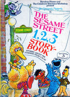 The Sesame Street 1, 2, 3 Storybook