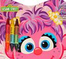 Sesame Street coloring books (Dalmatian Press)