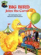 Big bird joins the carnival book club