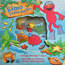Elmo Under the Sea