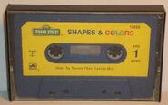 GoldenShapes&ColorsCassette