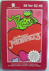 American greetings muppet valentines 1a