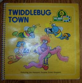 Beep books twiddlebug town