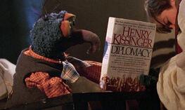 Kissinger.diplomacy