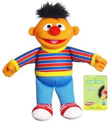 Sesame street pals ernie doll