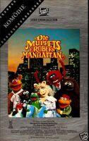 DieMuppetsErobernManhattan-VHS